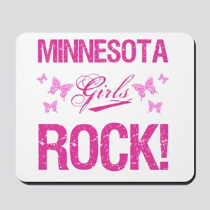 Minnesota Girls Rock Mousepad