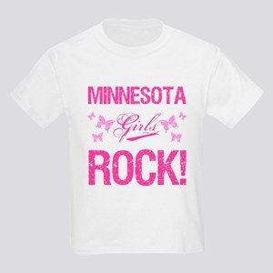 Minnesota Girls Rock T-Shirt