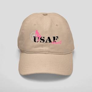 Sexy USAF Aunt - pnk Cap