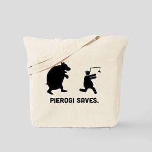 Pierogi Tote Bag