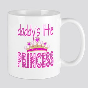 Daddy's Little Princess! Mugs