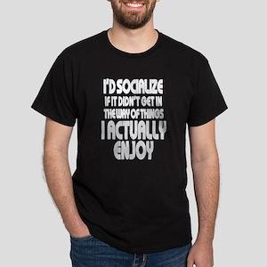 Antisocial Anxiety T-Shirt
