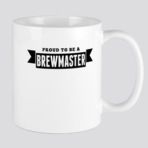 Proud To Be A Brewmaster Mugs