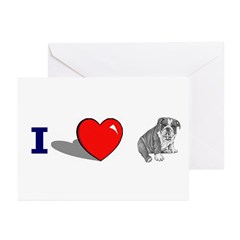 bdw3 Greeting Cards