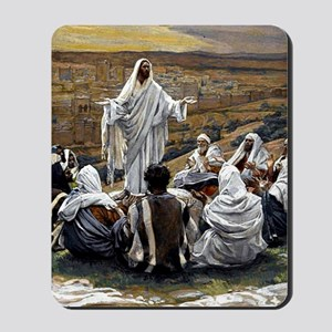The Lord's Prayer, James Tissot painting Mousepad