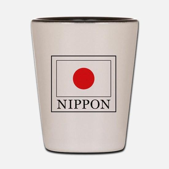 Unique Okayama Shot Glass