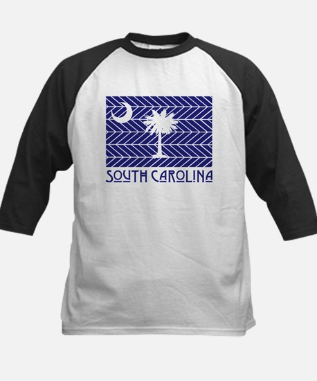 South Carolina Chevron Flag Baseball Jersey