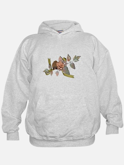 Pangolin On Branch Hoody