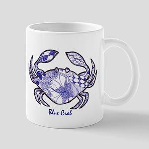 Blue Crab Mugs