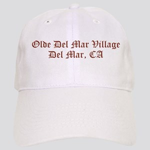 Olde Del Mar Village Baseball Cap