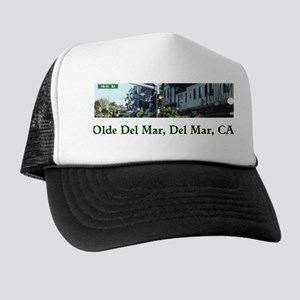 Olde Del Mar Trucker Hat