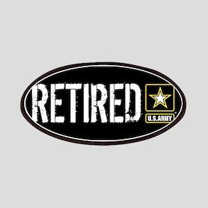 U.S. Army: Retired (Black) Patch