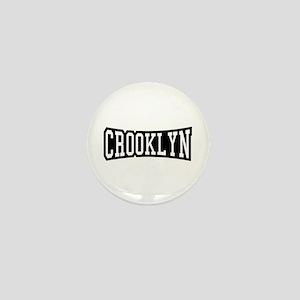 CROOKLYN, NYC Mini Button