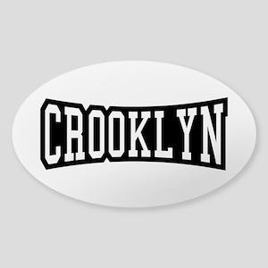 CROOKLYN, NYC Sticker