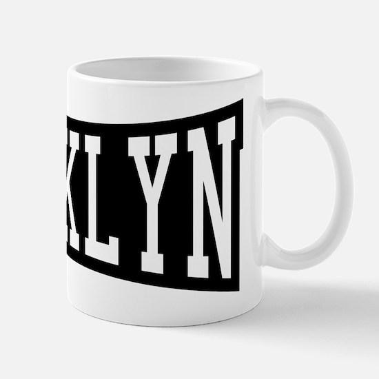CROOKLYN, NYC Mugs