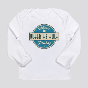 Offical Queer as Folk Fanboy Long Sleeve Infant T-