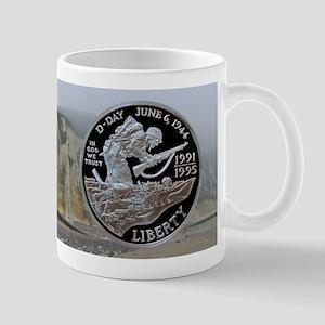 World War II Dollar Mug