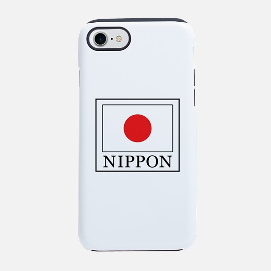 Nippon iPhone 8/7 Tough Case
