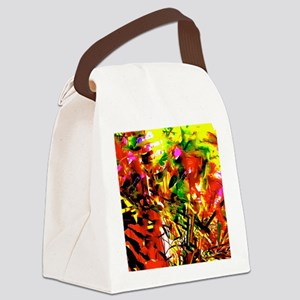 Wildness Canvas Lunch Bag