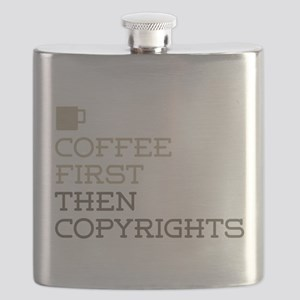 Coffee Then Copyrights Flask