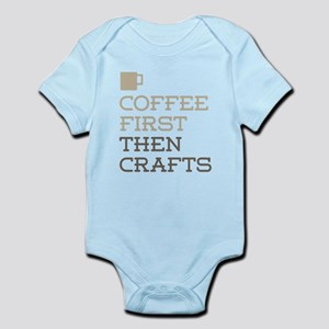 Coffee Then Crafts Body Suit