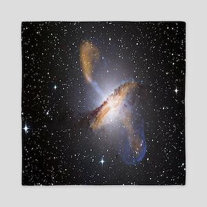 Galaxies Queen Duvet