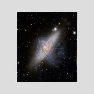 Galaxies 2 Throw Blanket