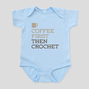 Coffee Then Crochet Body Suit