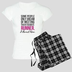 I Raised My Runner Women's Light Pajamas