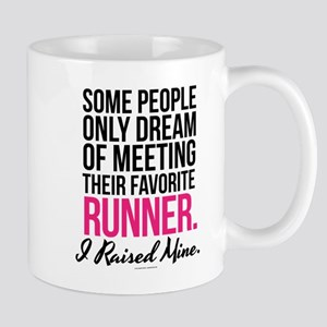 I Raised My Runner Mugs