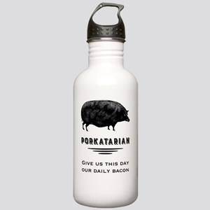 Porkatarian Stainless Water Bottle 1.0L
