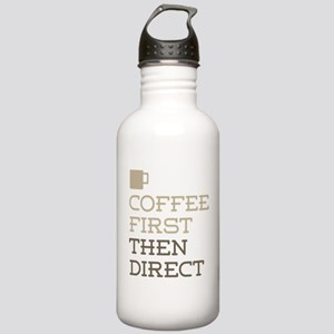 Coffee Then Direct Stainless Water Bottle 1.0L