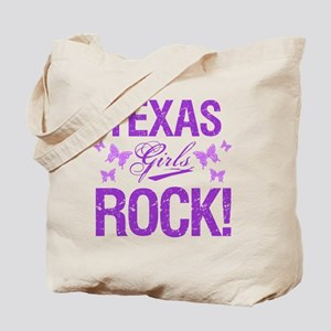 Texas Girls Rock Tote Bag