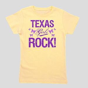 Texas Girls Rock Girl's Tee