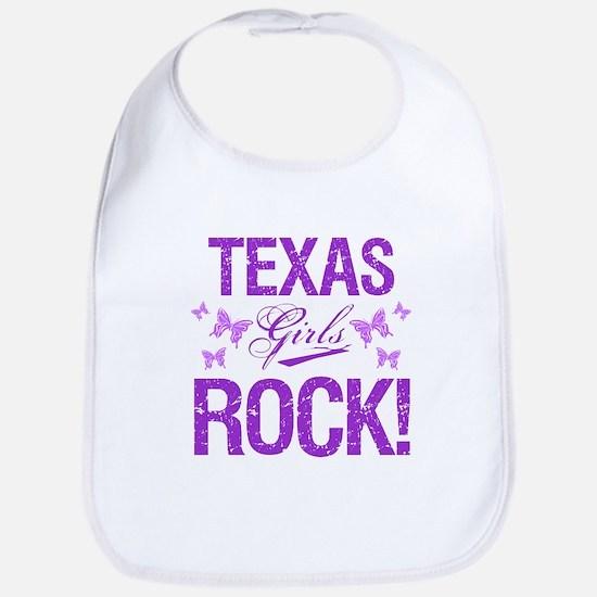 Texas Girls Rock Bib