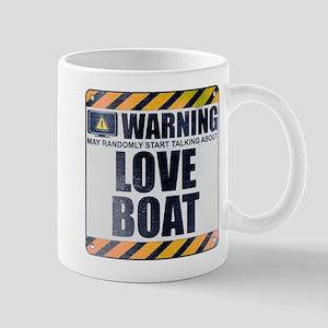 Warning: Love Boat Mug