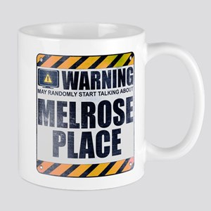 Warning: Melrose Place Mug