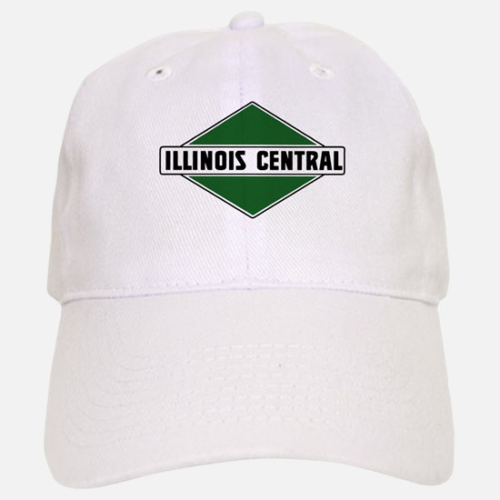 Illinois Central Baseball Baseball Cap