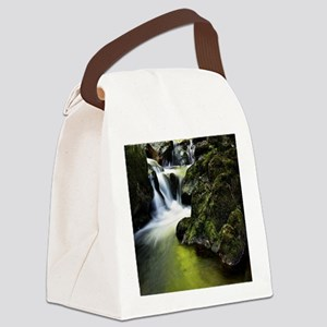 Amazing Waterfall Canvas Lunch Bag