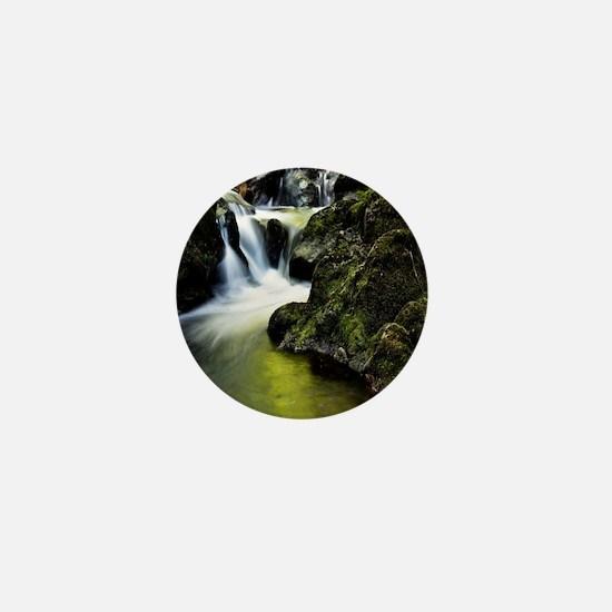 Amazing Waterfall Mini Button