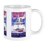 US Coast Guard Vintage Mug