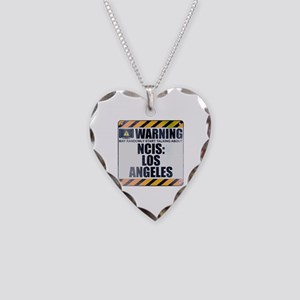 Warning: NCIS: Los Angeles Necklace Heart Charm