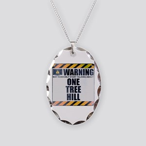 Warning: One Tree Hill Necklace Oval Charm