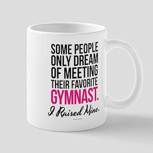 I Raised a Gymnast Mugs