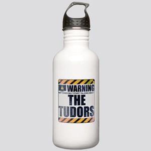 Warning: The Tudors Stainless Water Bottle 1.0L