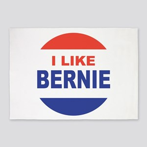 i like bernie 2016 best 5'x7'Area Rug