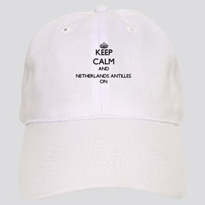 Keep calm and Netherlands Antilles ON Cap