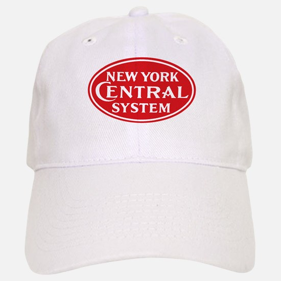 New York Central 1 Baseball Baseball Cap