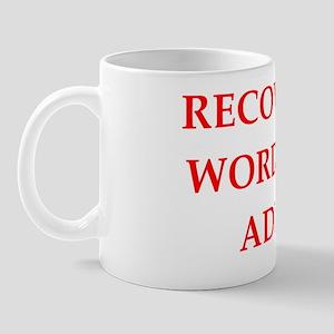 word games Mug
