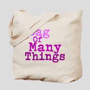 Bag Of Many Things Tote Bag